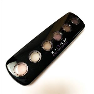 New Skinn cosmetics Patina eyeshadow palette